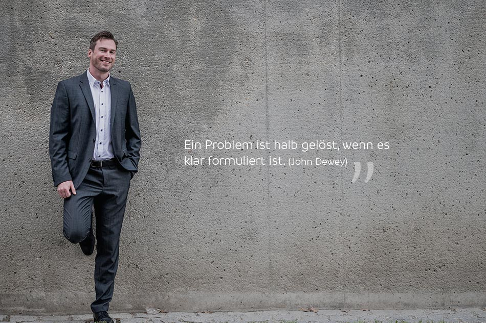 Benedikt Grimm, Trainer und Key Account Manager
